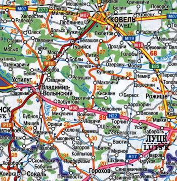 Карта Донецка онлайн карта.