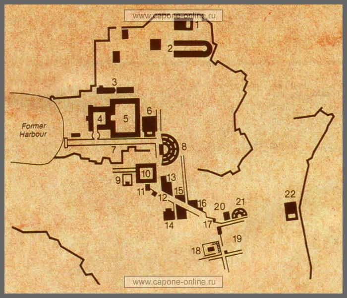 Схема Эфеса