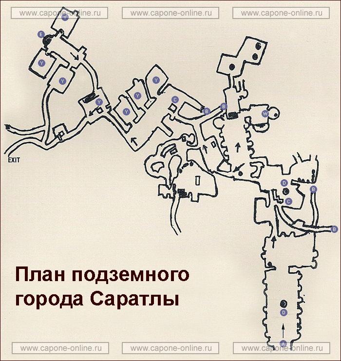 План Саратлы
